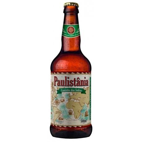 Cerveja Paulistânia Caminhos das Índias 500ml