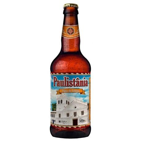 Cerveja Paulistânia Pátio do Colégio 500ml
