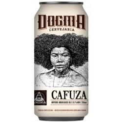 Cerveja Dogma Cafuza 350ml