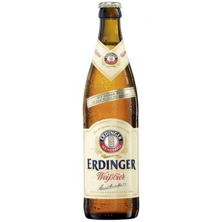 Cerveja Alemã Erdinger Weissbier 500ml