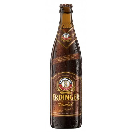 Cerveja Alemã Erdinger Dunkel 500ml