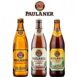 Kit Degustação Paulaner com 3 Cervejas 500ml