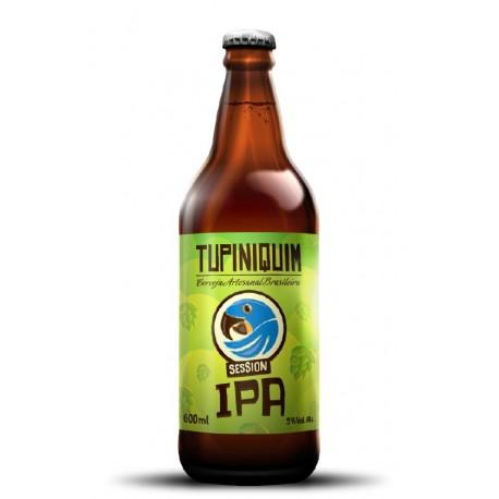 Cerveja Tupiniquim Session IPA 600ml