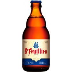 Cerveja Belga St Feuillien Tripel 330ml