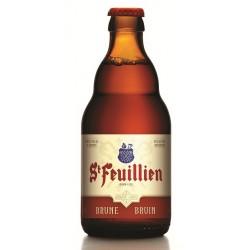 Cerveja Belga St Feuillien Brune / Bruin 330ml