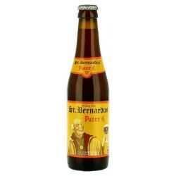 Cerveja Belga St. Bernardus Pater 6 330ml