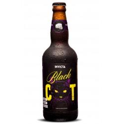 Cerveja Invicta Black Cat 500ml