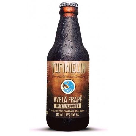 Cerveja Tupiniquim Avelã Frapê 310ml