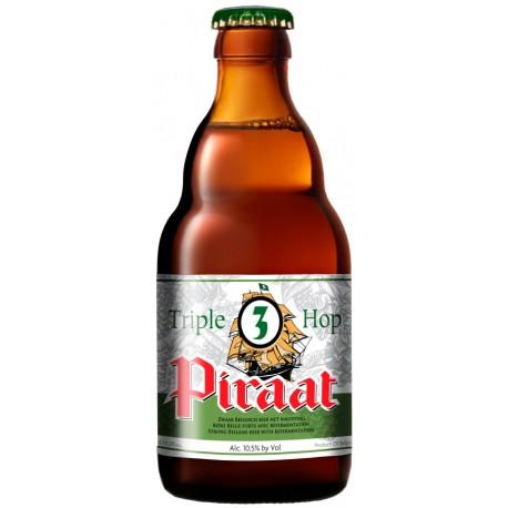 Cerveja Belga Piraat Tripel Hop 330ml