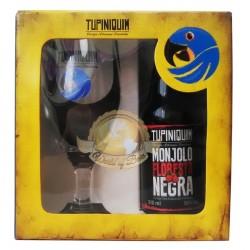 Kit da Cerveja Tupiniquim Floresta Negra com 1 Garrafa e 1 Copo
