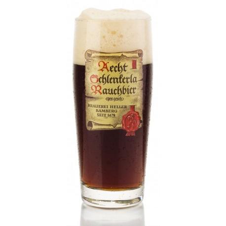 Copo da Cerveja Aecht Schlenkerla Rauchbier 500ml