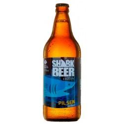 Cerveja Leuven Shark Beer Pilsen 600ml