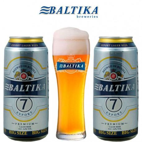Kit Degustação Baltika