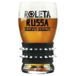 Copo da Cerveja Roleta Russa 300ml