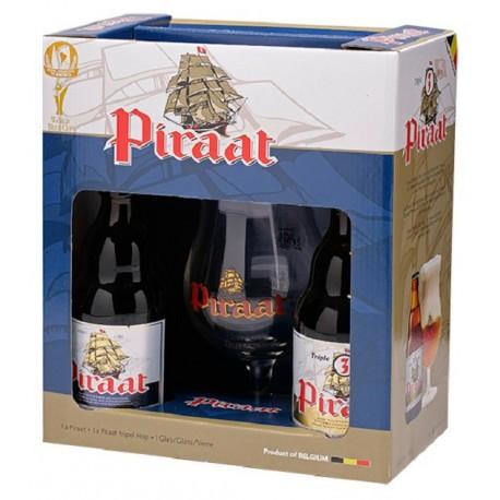 Kit Piraat com 2 Cervejas e 1 Copo