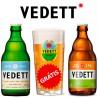 Kit Vedett com 2 Cervejas e 1 Copo Grátis