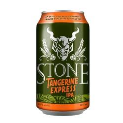 Cerveja Americana Stone Tangerine Express IPA 355ml