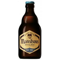 Cerveja Belga Maredsous Tripel 330ml