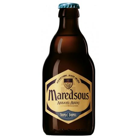 Cerveja Belga Maredsous Triple 330ml
