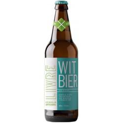 Cerveja Livre Witbier Sem Glúten 600ml