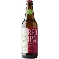 Cerveja Livre Red IPA Sem Glúten 600ml