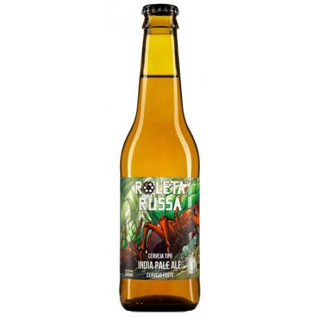 Cerveja Roleta Russa IPA 355ml