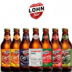 Kit Degustação Lohn Bier Catharina Sour com 7 Cervejas