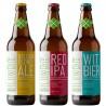 Kit Degustação Cerveja Livre Sem Glúten com 3 Garrafas 600ml