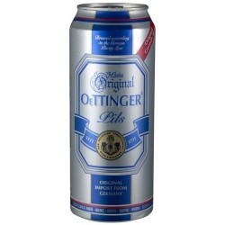 Cerveja Alemã Oettinger Pils 500ml