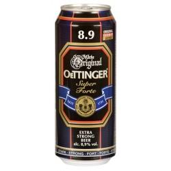 Cerveja Alemã Oettinger Super Forte 500ml