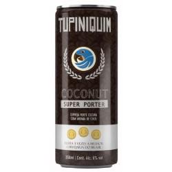 Cerveja Tupiniquim Coconut Super Porter 350ml