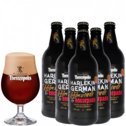 Kit Therezópolis Roggenbier com 6 Cervejas e 1 Copo