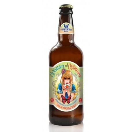 Cerveja Wonderland Curiouser & Curiouser 500ml