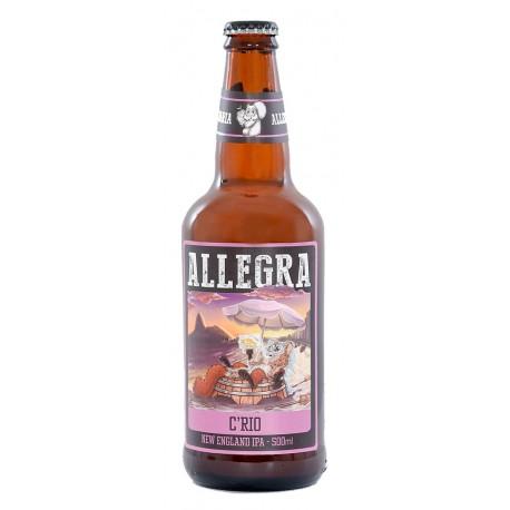 Cerveja Allegra C'RIO 500ml