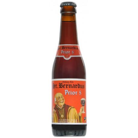 Cerveja Belga St. Bernardus Príor 8 330ml