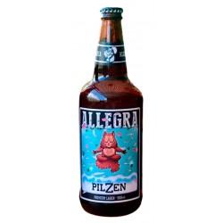 Cerveja Allegra Pilzen 500ml