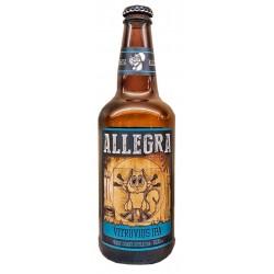 Cerveja Allegra Vitruvius IPA 500ml