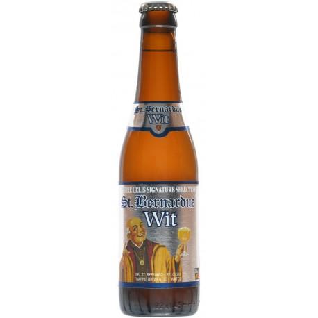 Cerveja Belga St. Bernardus Wit 330ml