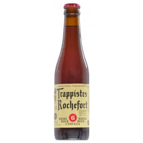 Cerveja Belga Trappistes Rochefort 6 330ml