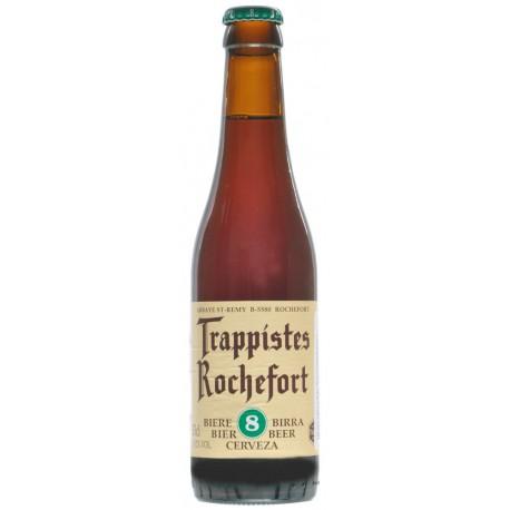 Cerveja Belga Trappistes Rochefort 8 330ml