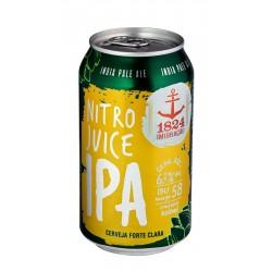 Cerveva Imigração Nitro Juice IPA 350ml