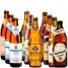 Kit Degustação de Cervejas Alemães Com 10 Garrafas