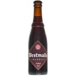 Cerveja Belga Westmalle Trappiste Dubbel 330ml
