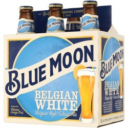 Pack com 6 Cervejas Blue Moon 355ml