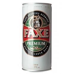 Cerveja Dinamarquesa Faxe Premium 1000ml