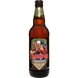 Cerveja Inglesa Iron Maiden Trooper 500ml