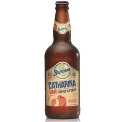 Cerveja Blumenau Catharina Sour Sun of a Peach 500ml