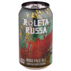 Cerveja Roleta Russa IPA Lata 350ml
