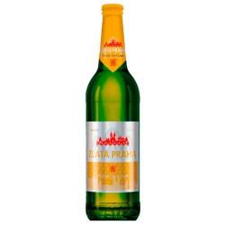 Cerveja Tcheca Zlatá Praha 500ml