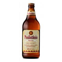 Cerveja Paulistânia Marco Zero 600ml